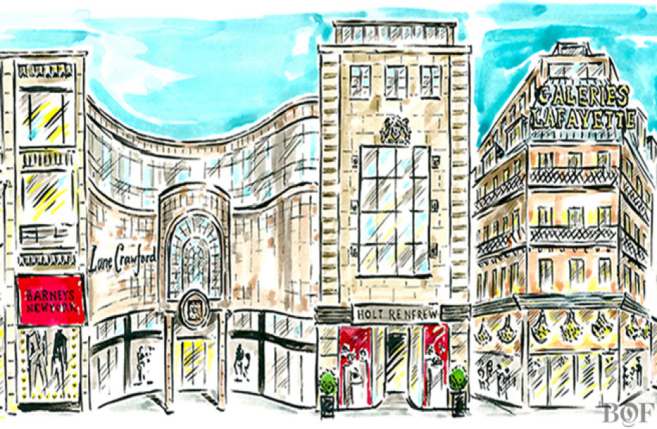 Can Department Stores Regain Their Relevance?
