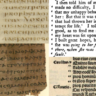 The Fascinating History Of Quotation Marks