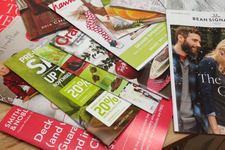 Why Retailers Keep Sending You Catalogs