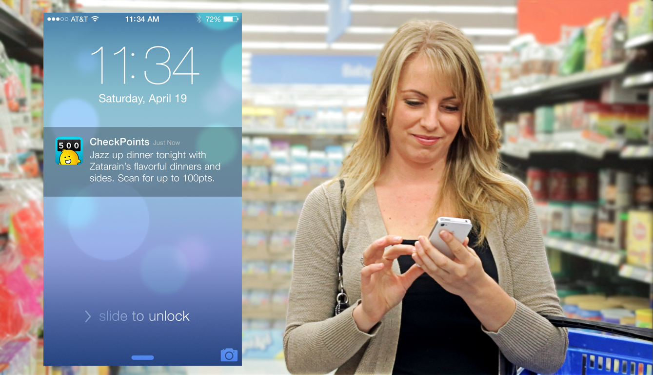 iBeacons in retail stores blowing up app usage, ad engagement | IntelliRetail.com