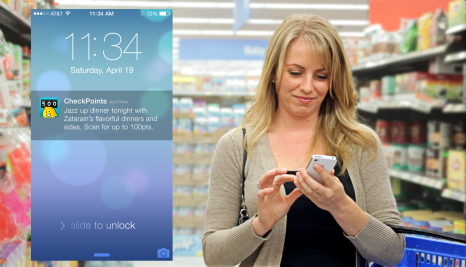 iBeacons in retail stores blowing up app usage, ad engagement