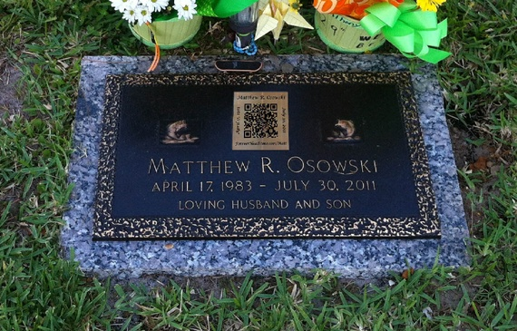 QR Codes for the Dead | QR4U.in
