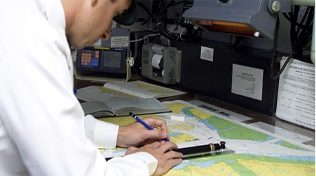 QR Codes added to UKHO's Standard Nautical Charts | QR4U.in