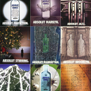 The Reinvention Of Absolut