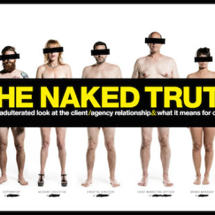 The Naked Truth About The Relationship Between Ad Agency And Client – Infographic:
